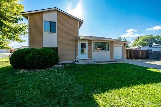 688 1/2 30 Road, Grand Junction, CO 81504 (MLS #20204060) :: The Danny Kuta Team
