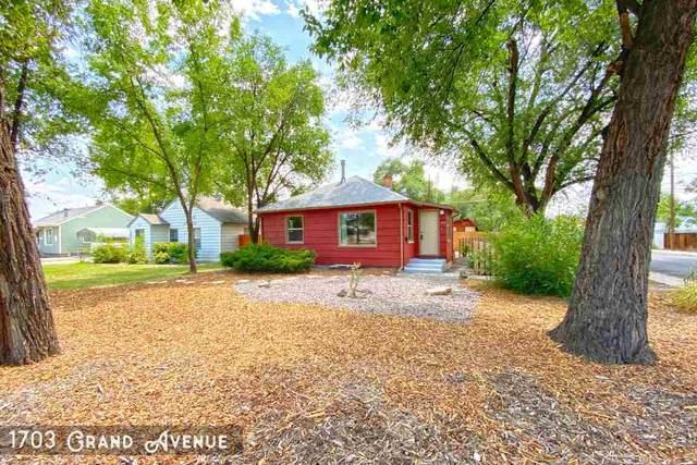 1703 Grand Avenue, Grand Junction, CO 81501 (MLS #20204065) :: CENTURY 21 CapRock Real Estate