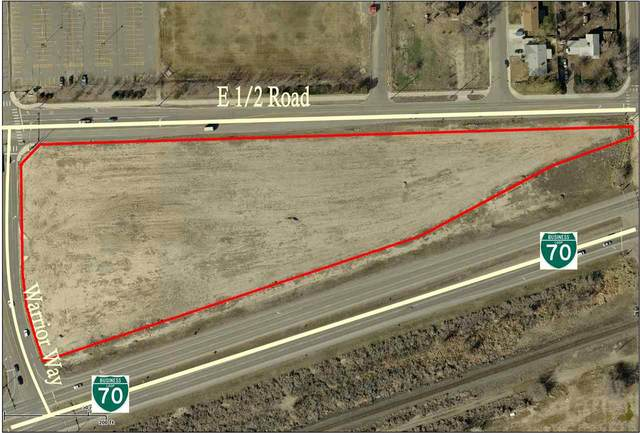 3145 E 1/2 Road Lot 1, Grand Junction, CO 81504 (MLS #20204066) :: The Christi Reece Group