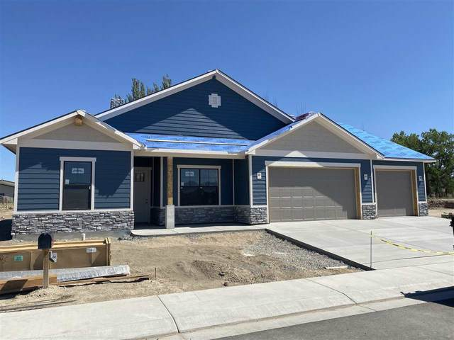 2366 Green Apple Drive, Grand Junction, CO 81505 (MLS #20204068) :: The Kimbrough Team | RE/MAX 4000