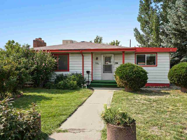 101 Orchard Avenue, Grand Junction, CO 81501 (MLS #20204076) :: CENTURY 21 CapRock Real Estate