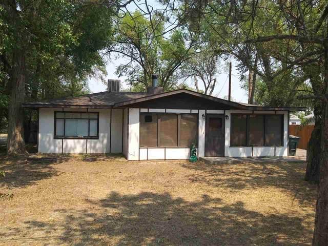 960 Santa Clara Avenue, Grand Junction, CO 81503 (MLS #20204078) :: The Danny Kuta Team