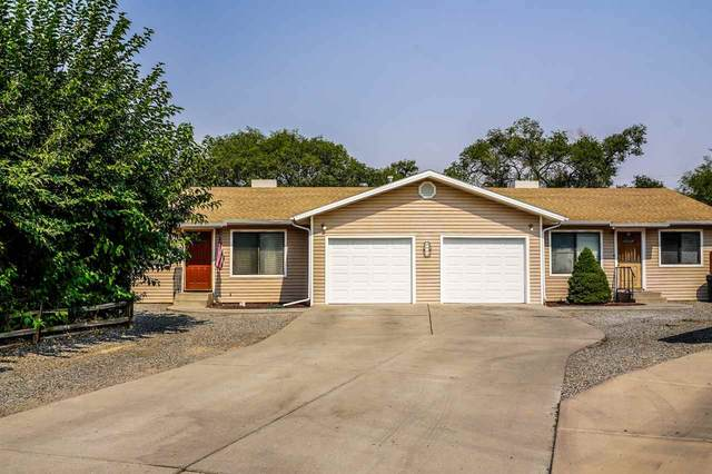 2940 Brand Court A And B, Grand Junction, CO 81504 (MLS #20204084) :: CENTURY 21 CapRock Real Estate
