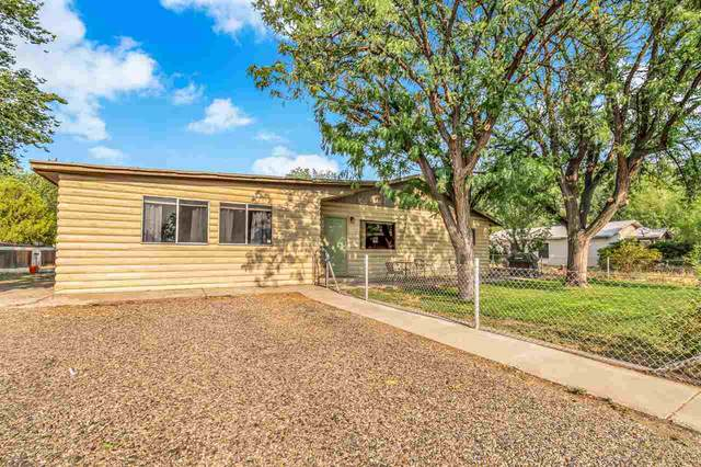 489 1/2 Harris Road, Grand Junction, CO 81501 (MLS #20204089) :: The Danny Kuta Team