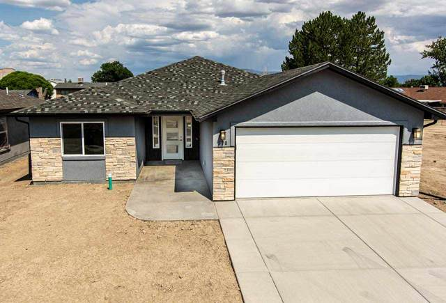 582 Hennessy Way, Grand Junction, CO 81504 (MLS #20204094) :: The Christi Reece Group