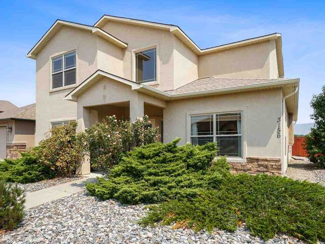 3156 Kodi Elizabeth Street, Grand Junction, CO 81504 (MLS #20204112) :: The Danny Kuta Team