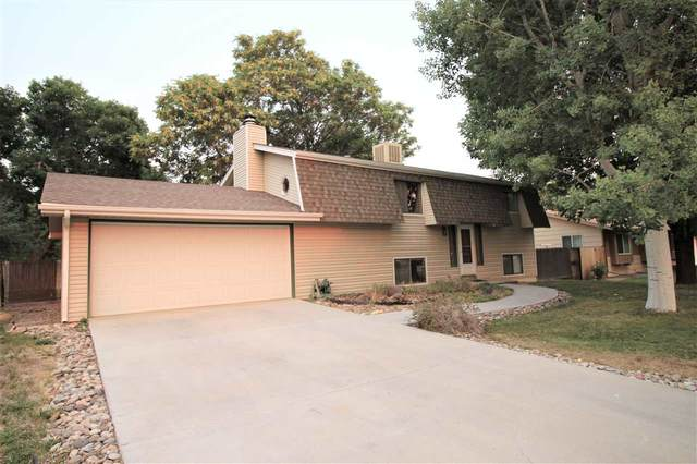 562 Peachwood Drive, Grand Junction, CO 81504 (MLS #20204115) :: The Kimbrough Team | RE/MAX 4000