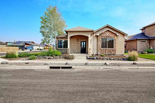 1115 Legacy Way, Fruita, CO 81521 (MLS #20204130) :: The Danny Kuta Team