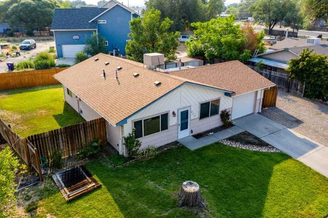 454 Seminole Court, Grand Junction, CO 81504 (MLS #20204135) :: The Danny Kuta Team