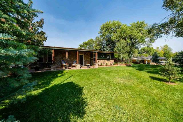 411 Country Club Park Road, Grand Junction, CO 81507 (MLS #20204138) :: The Danny Kuta Team