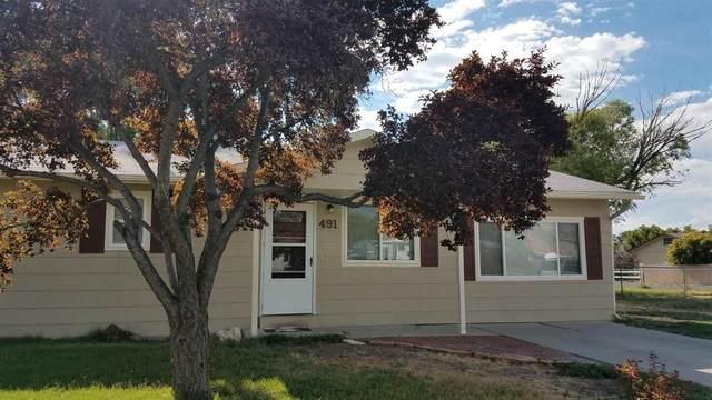 491 Meadow Road, Grand Junction, CO 81504 (MLS #20204150) :: CENTURY 21 CapRock Real Estate