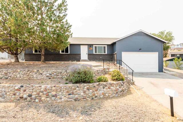 2717 Rincon Drive, Grand Junction, CO 81503 (MLS #20204162) :: CENTURY 21 CapRock Real Estate