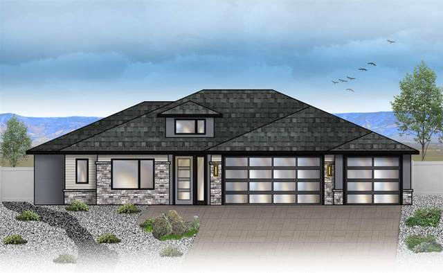 2540 Frying Pan Drive, Grand Junction, CO 81505 (MLS #20204163) :: CENTURY 21 CapRock Real Estate