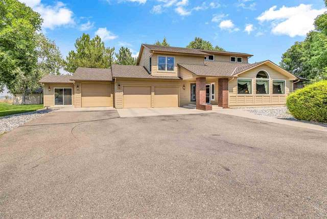 709 Canyon Creek Drive, Grand Junction, CO 81507 (MLS #20204173) :: The Christi Reece Group