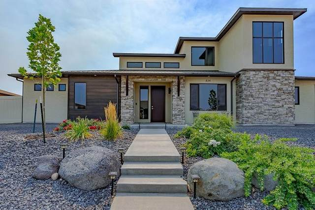 834 Kayenta Way, Grand Junction, CO 81505 (MLS #20204192) :: The Christi Reece Group