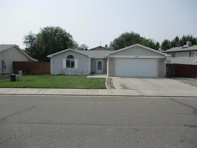 3185 Summit Way, Grand Junction, CO 81504 (MLS #20204204) :: CENTURY 21 CapRock Real Estate