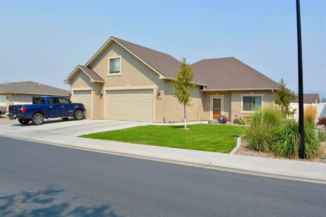 184 Night Hawk Drive, Grand Junction, CO 81503 (MLS #20204208) :: The Danny Kuta Team