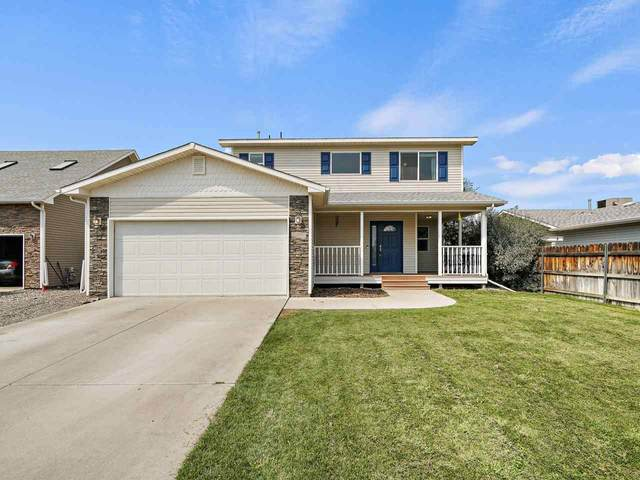 3140 Cross Canyon Lane, Grand Junction, CO 81504 (MLS #20204210) :: The Christi Reece Group