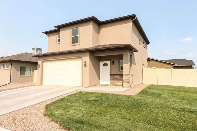 428 29 1/2 Road, Grand Junction, CO 81504 (MLS #20204213) :: CENTURY 21 CapRock Real Estate