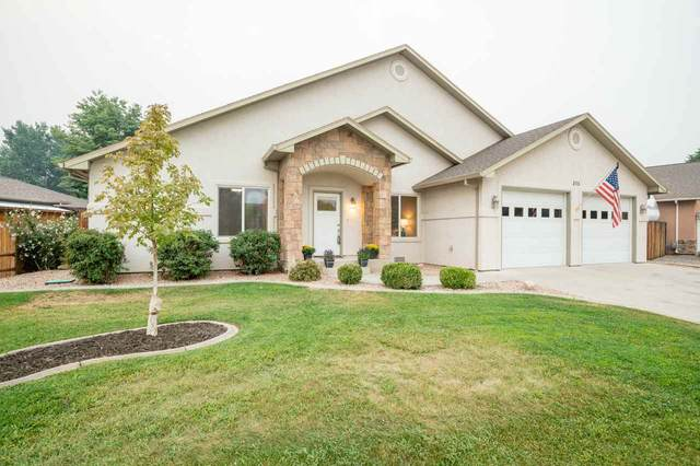 255 Vista Valley Drive, Fruita, CO 81521 (MLS #20204227) :: The Christi Reece Group