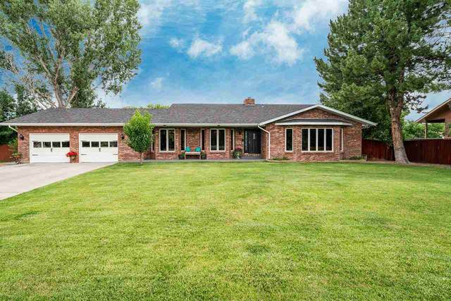 766 Continental Court, Grand Junction, CO 81506 (MLS #20204229) :: The Kimbrough Team | RE/MAX 4000