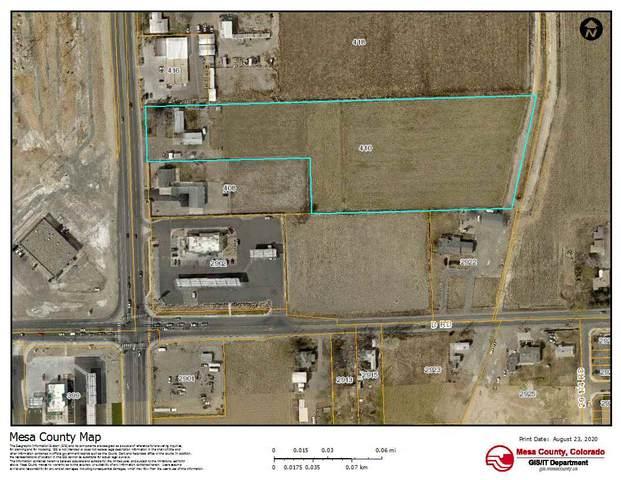 410 29 Road, Grand Junction, CO 81504 (MLS #20204232) :: Western Slope Real Estate