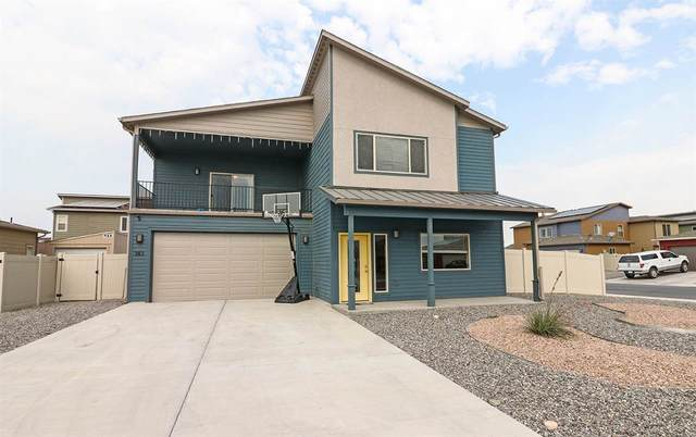 383 White River Drive, Grand Junction, CO 81504 (MLS #20204233) :: The Danny Kuta Team