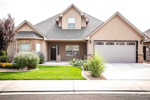 612 Silverado Drive, Grand Junction, CO 81505 (MLS #20204243) :: The Christi Reece Group
