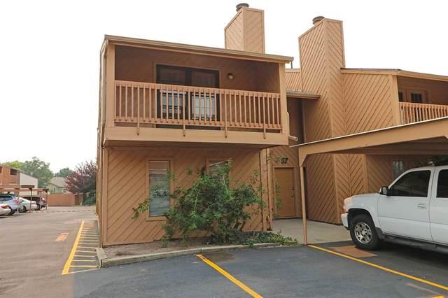 575 28 1/2 Road #56, Grand Junction, CO 81501 (MLS #20204246) :: CENTURY 21 CapRock Real Estate