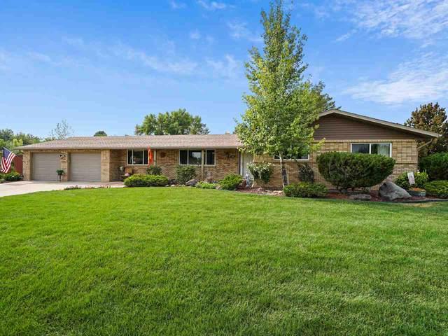 2255 Tanglewood Road, Grand Junction, CO 81507 (MLS #20204248) :: CENTURY 21 CapRock Real Estate
