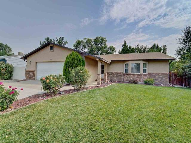 612 1/2 Pioneer Road, Grand Junction, CO 81504 (MLS #20204250) :: The Christi Reece Group