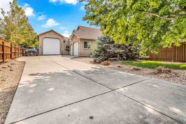 2875 Kathy Jo Lane, Grand Junction, CO 81503 (MLS #20204251) :: CENTURY 21 CapRock Real Estate