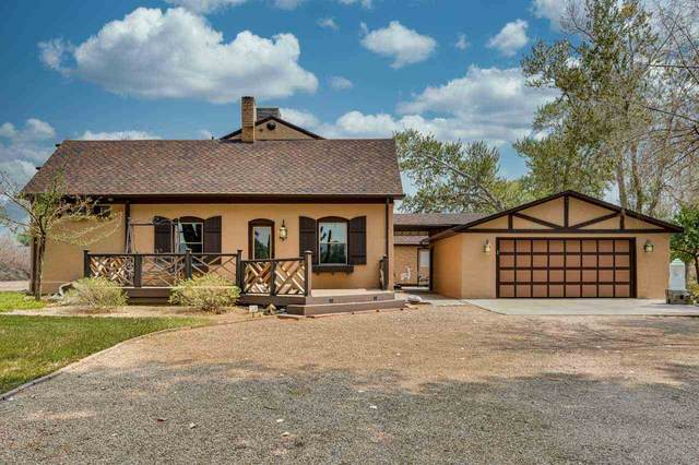 2999 Purdy Mesa Road, Whitewater, CO 81527 (MLS #20204252) :: The Grand Junction Group with Keller Williams Colorado West LLC