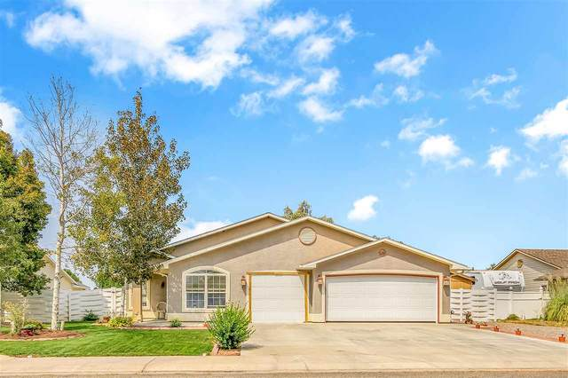 2870 Pinehurst Lane, Grand Junction, CO 81503 (MLS #20204256) :: CENTURY 21 CapRock Real Estate