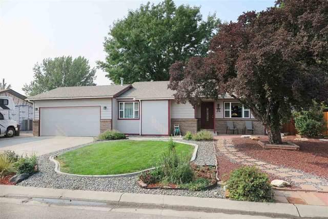 641 Starlight Drive, Grand Junction, CO 81504 (MLS #20204261) :: CENTURY 21 CapRock Real Estate