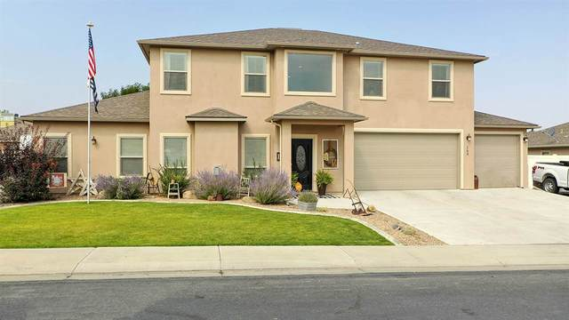 163 Sun Hawk Drive, Grand Junction, CO 81503 (MLS #20204262) :: The Danny Kuta Team