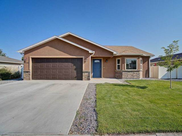 3144 D 3/4 Road, Grand Junction, CO 81504 (MLS #20204268) :: The Christi Reece Group