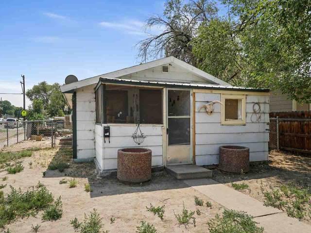 861 Teller Avenue, Grand Junction, CO 81501 (MLS #20204270) :: CENTURY 21 CapRock Real Estate