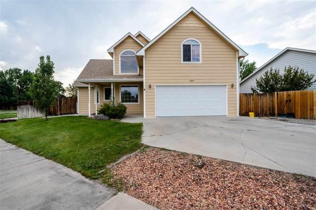 463 1/2 Margi Court, Grand Junction, CO 81504 (MLS #20204273) :: CENTURY 21 CapRock Real Estate