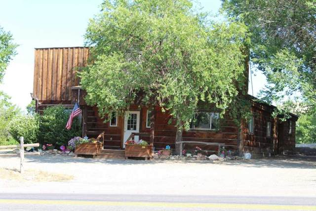 551 Highway 92, Crawford, CO 81415 (MLS #20204274) :: The Kimbrough Team | RE/MAX 4000