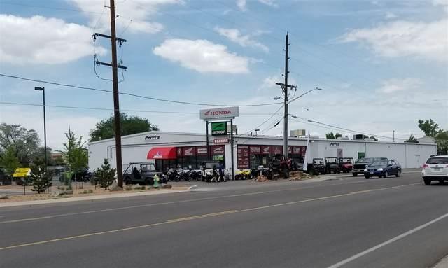 555 25 Road, Grand Junction, CO 81505 (MLS #20204278) :: CENTURY 21 CapRock Real Estate