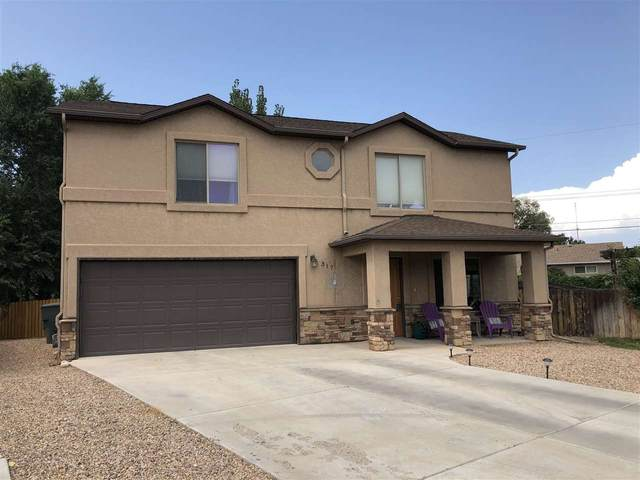 317 Carriage Hills Court, Grand Junction, CO 81503 (MLS #20204293) :: The Christi Reece Group