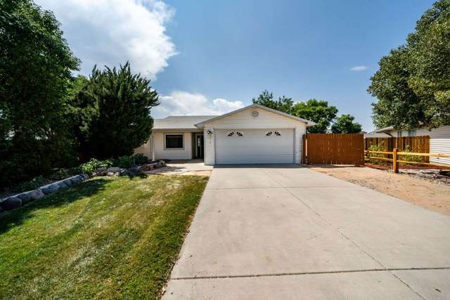3125 1/2 N Teal Court, Grand Junction, CO 81504 (MLS #20204295) :: The Christi Reece Group