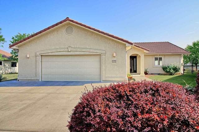 414 Willow Ridge Court, Grand Junction, CO 81507 (MLS #20204297) :: The Christi Reece Group