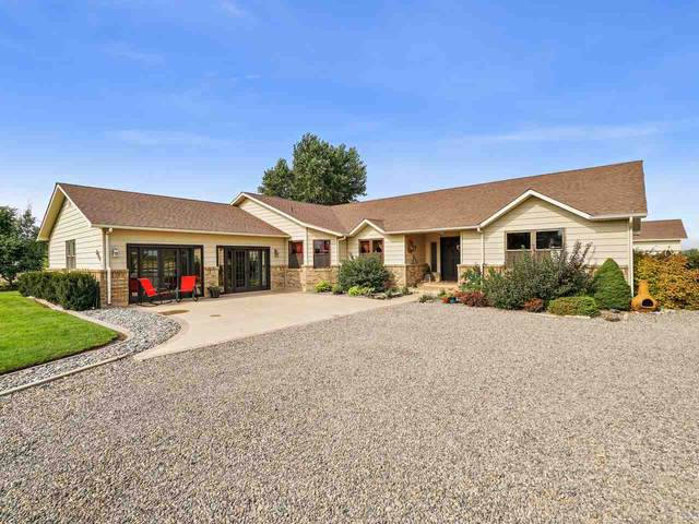 889 21 1/2 Road B, Grand Junction, CO 81505 (MLS #20204302) :: The Christi Reece Group