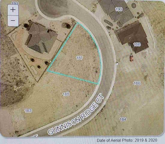 187 Gunnison Ridge Court, Grand Junction, CO 81503 (MLS #20204306) :: The Kimbrough Team | RE/MAX 4000