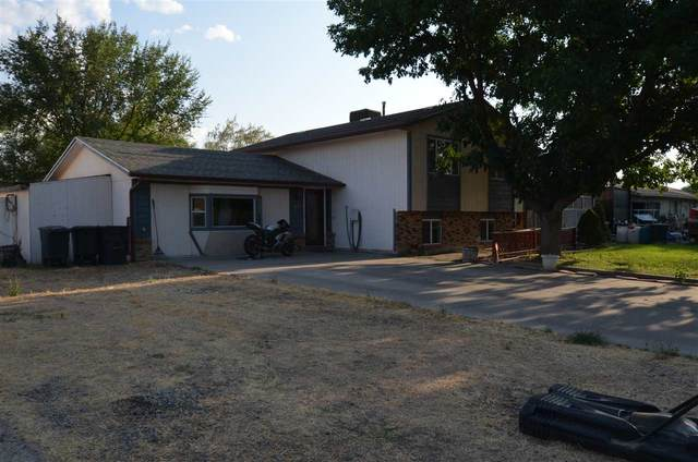 2803 Monroe Court, Grand Junction, CO 81503 (MLS #20204307) :: The Christi Reece Group