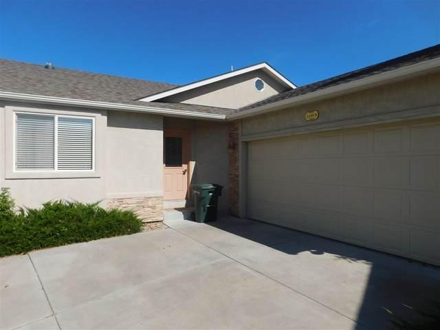 2499 Interlochen Court 4B, Grand Junction, CO 81505 (MLS #20204308) :: The Christi Reece Group