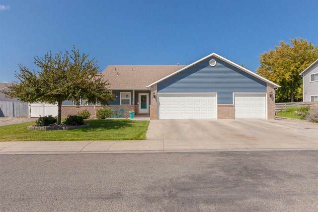 635 Monarch Court, Grand Junction, CO 81504 (MLS #20204311) :: The Christi Reece Group