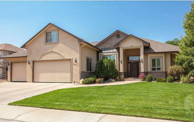 701 Tranquil Trail, Grand Junction, CO 81507 (MLS #20204312) :: CENTURY 21 CapRock Real Estate